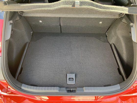 Toyota Corolla hatchback (2019)
