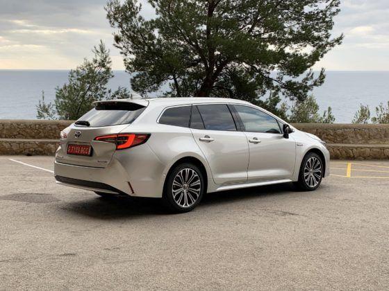 Toyota Corolla Touring Sports, czyli kombi (2019)
