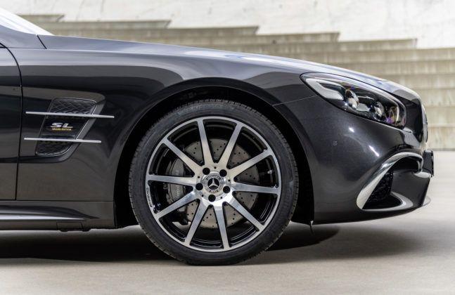 Mercedes SL Grand Edition