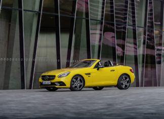 Koniec roadsterów Mercedesa – SLC i SL?