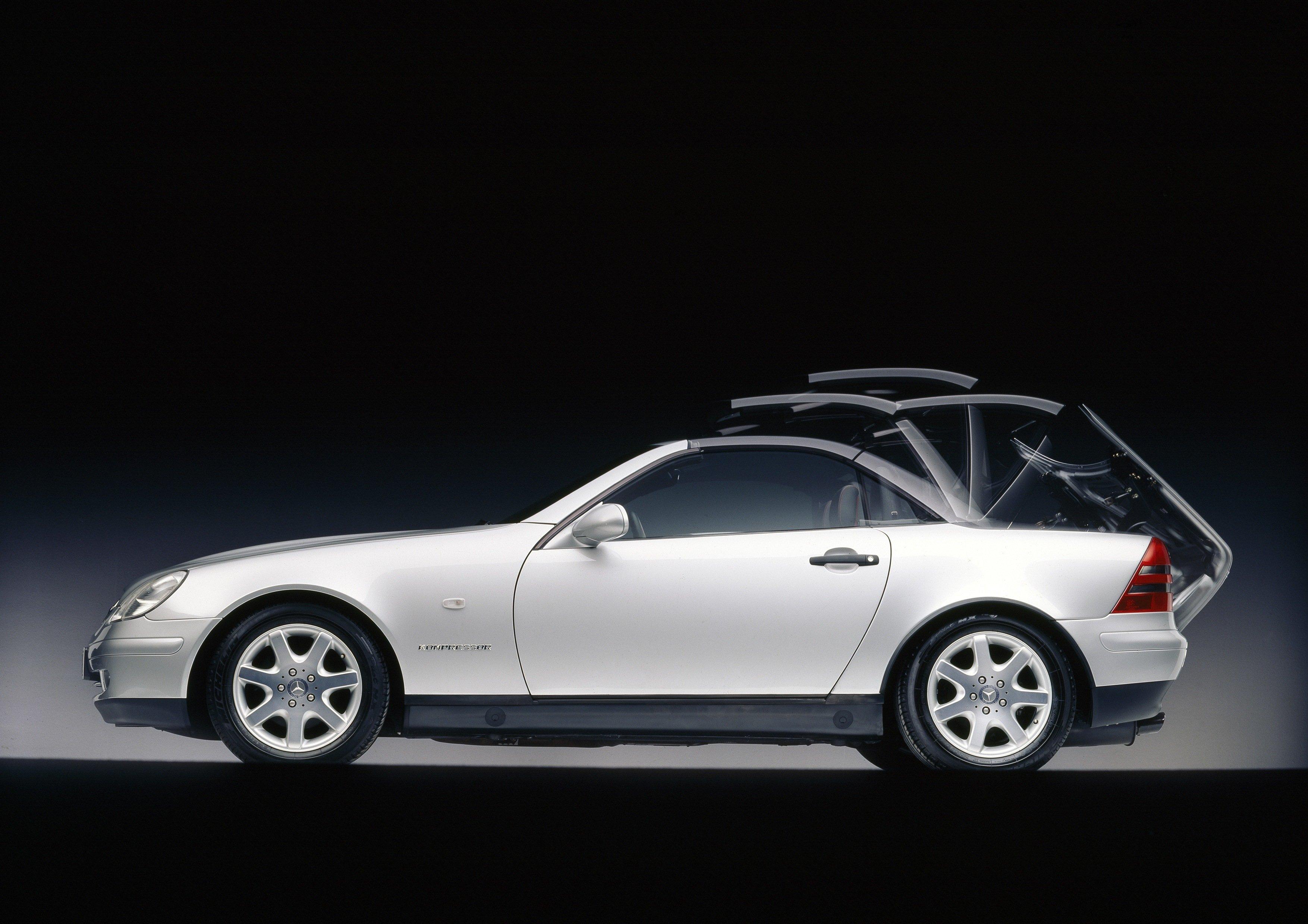 Mercedes SLK – 1. generacja
