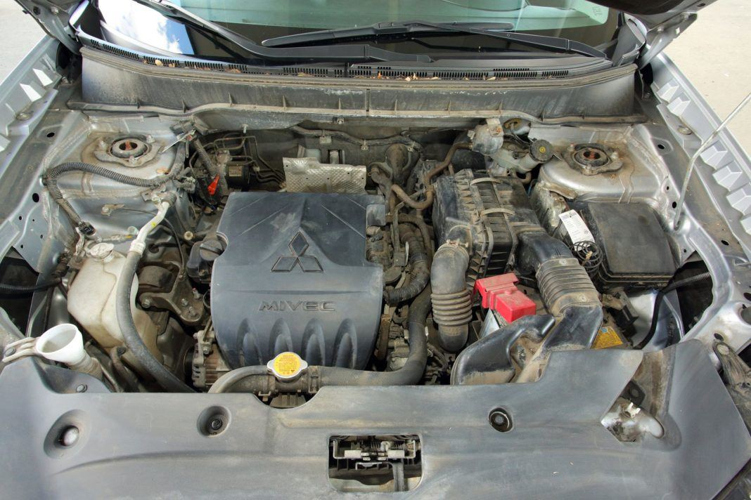 Mitsubishi ASX - silnik