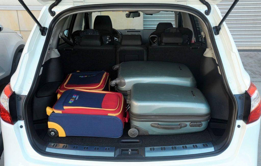 Nissan Qashqai I - bagażnik (3)