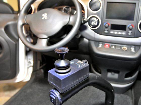 Peugeot – projekt Peugeot bez barier