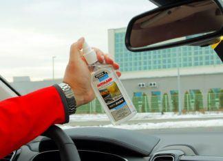 Sposób na parujące szyby w samochodzie: test preparatu typu antypara