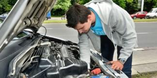 Przygotowanie samochodu do przeglądu