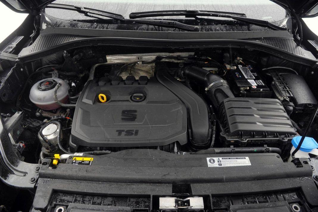 Seat Tarraco - silnik