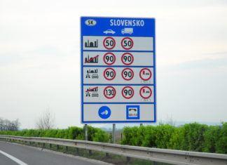 Winiety Słowacja, drogi płatne, autostrady, gdzie kupić online, ceny