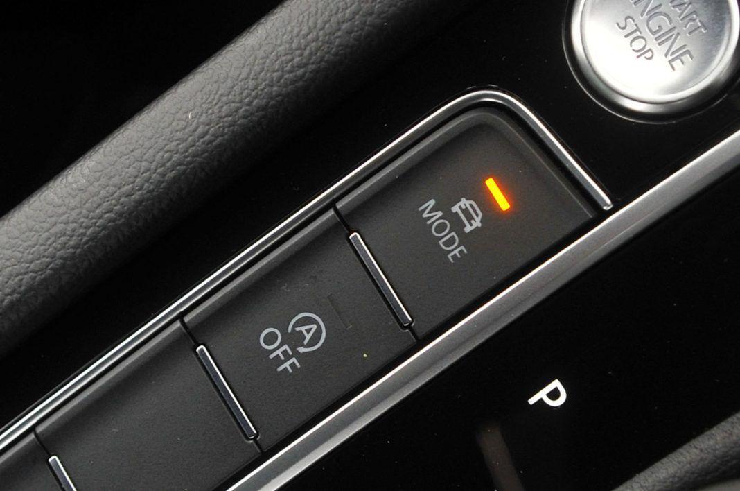 Volkswagen Arteon - tryby jazdy