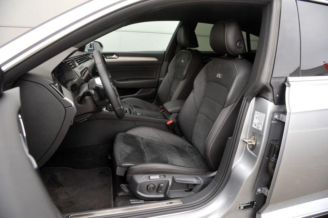 Volkswagen Arteon - fotel kierowcy