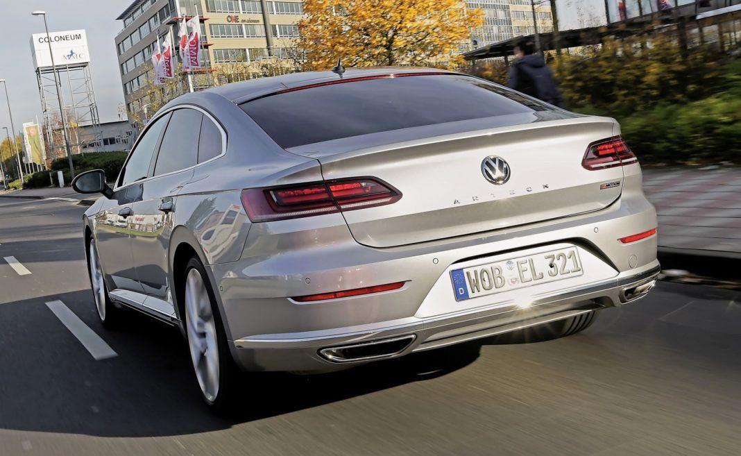 Volkswagen Arteon - tył
