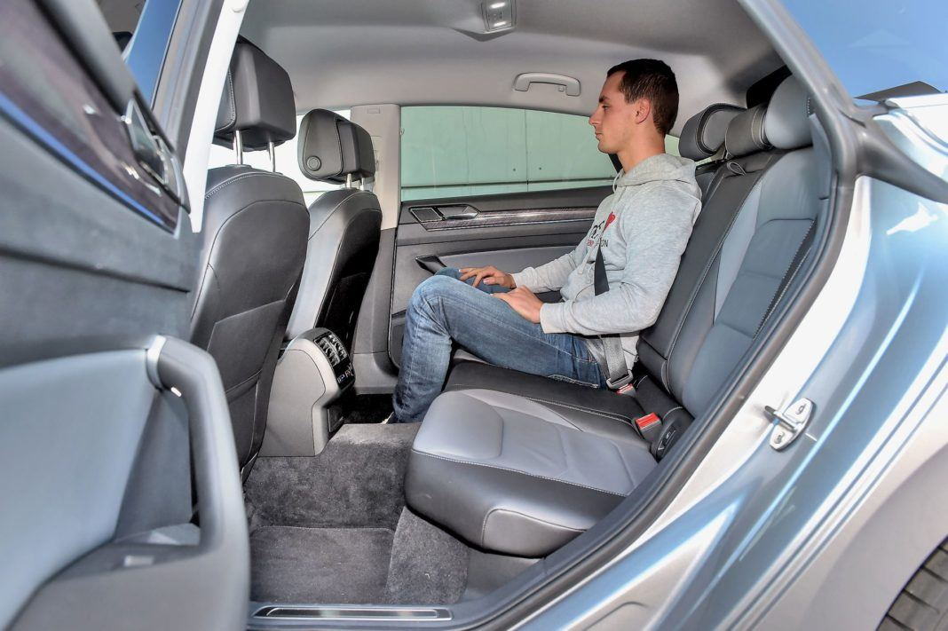 Volkswagen Arteon - kanapa
