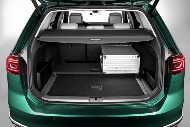Volkswagen Passat Alltrack (B8) po liftingu