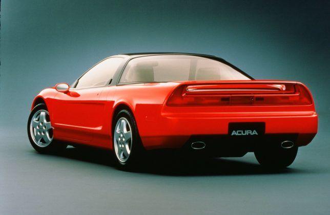 Acura NS-X - prototyp