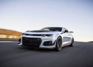Chevrolet Camaro ZL1 – najszybsze Camaro w historii