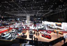 salon samochodowy Genewa 2019