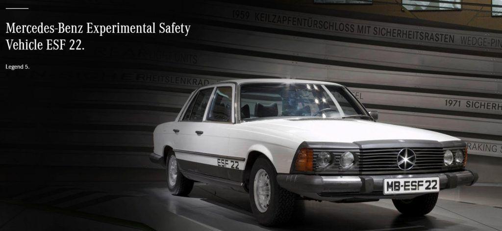 Mercedes ESF22 (1973)