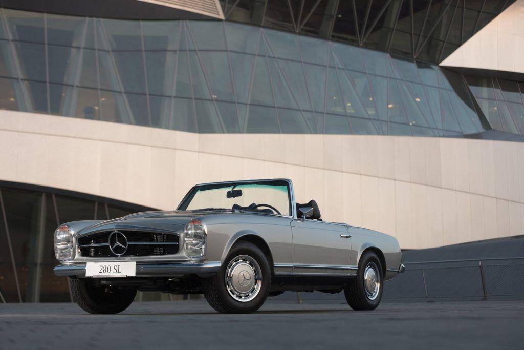 """Mercedes 280 SL """"Pagoda"""" (W 113)"""