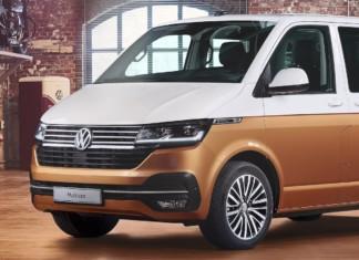 Volkswagen Multivan T6.1 – informacje i zdjęcia