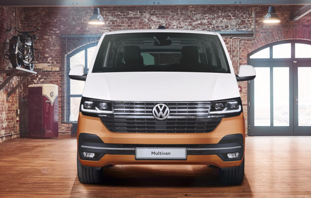Volkswagen Multivan T6.1 (2019)