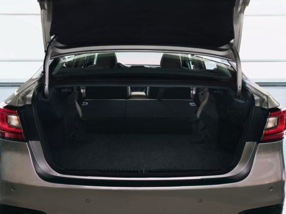 Subaru Legacy (2020)
