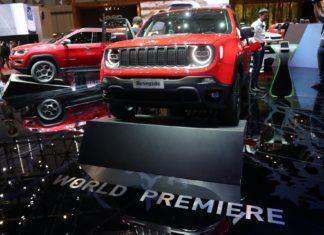 Genewa 2019: nowe hybrydy plug-in Jeepa - nawet 240 KM