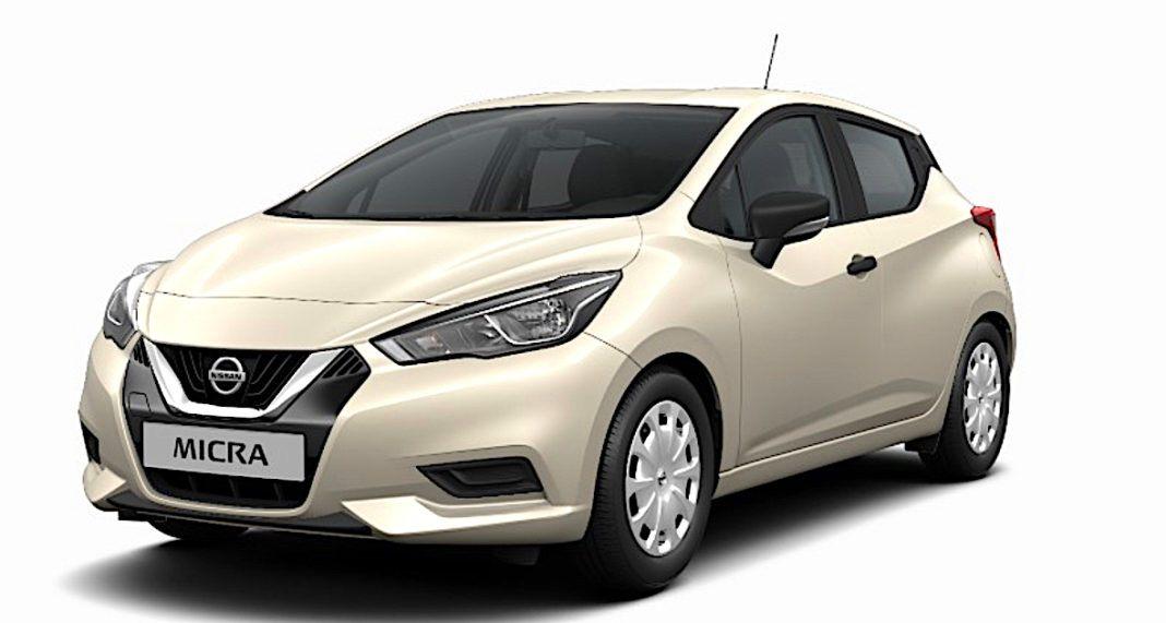 2017 Nissan Micra - przód