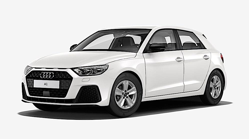 2019 Audi A1 Sportback - przód