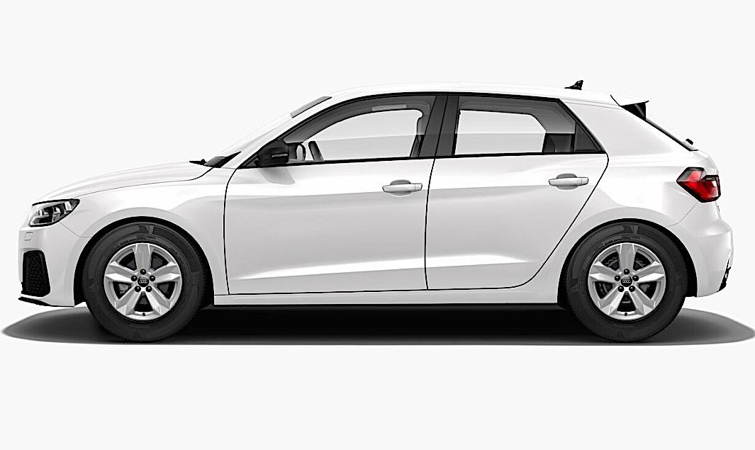 2019 Audi A1 Sportback - bok