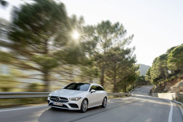 Mercedes-Benz CLA Shooting Brake, X118, 2019 // Mercedes-Benz CLA Shooting Brake, X118, 2019