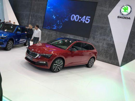 Poznań Motor Show 2019: Skoda Scala