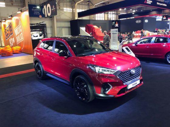 Poznań Motor Show 2019: Hyundai Tucson N Line
