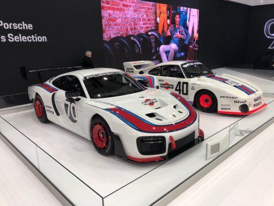 Poznań Motor Show 2019: Porsche 935 z lat 70. i współczesne