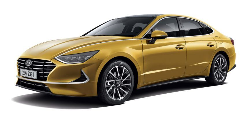 Hyundai Sonata (2020)