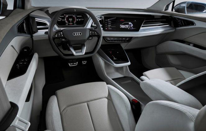 Audi Q4 e-tron concept (2019)