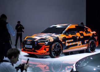 Genewa 2019: prototypowe elektryczne SUV-y Audi