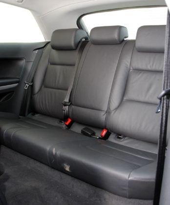 Audi A3 II - kanapa