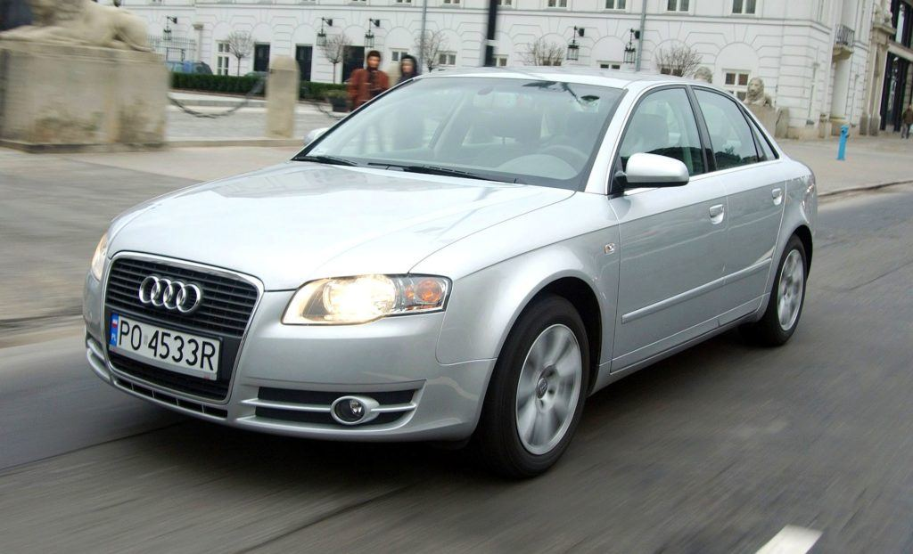 AUDI A4 B7 2.0 20V 131KM AT CVT Multitronic PO4533R 01-2005