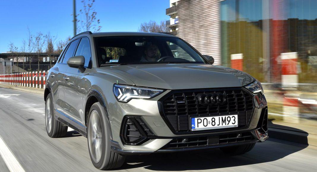 Audi Q3 45 TFSI