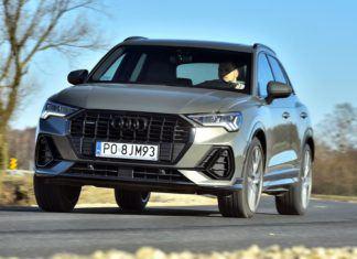Audi Q3 45 TFSI quattro S tronic S line - TEST