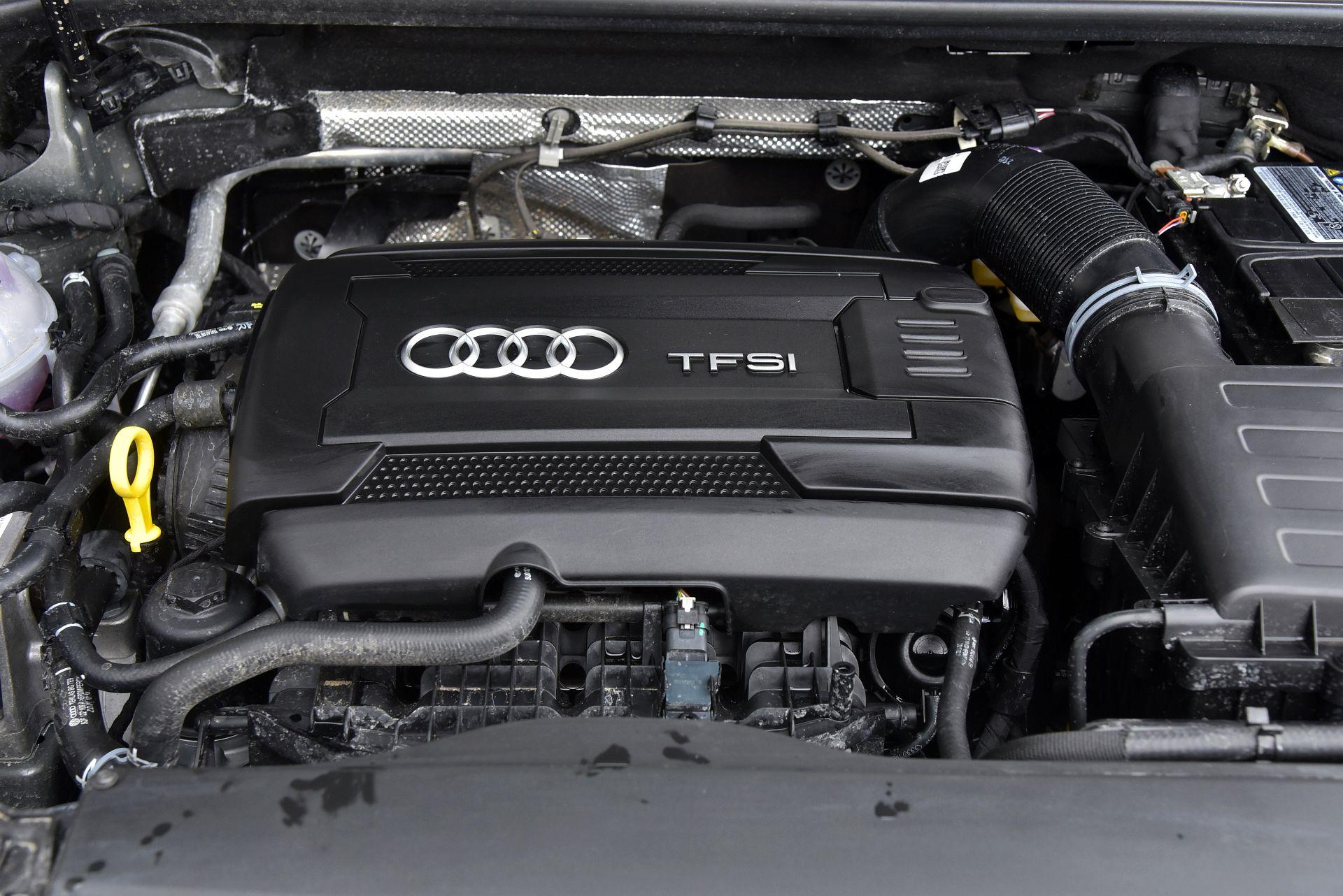 AUDI Q3 II 45 TFSI S-Line 2.0TSI 230KM 7AT S-tronic Quattro PO8JM93 02-2019