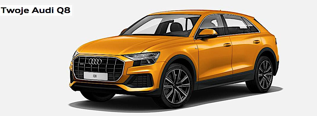 Audi Q8 S Line