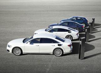 A6, A7, A8 i Q5 – nowe hybrydy plug-in od Audi