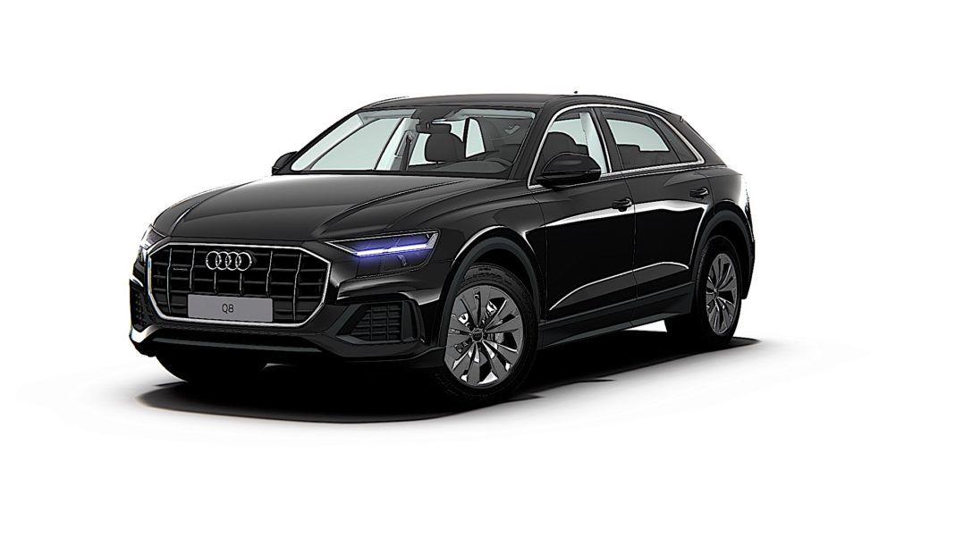 Audi Q8 45 TDI - przód