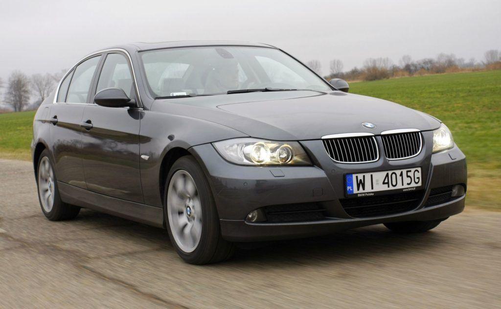 BMW serii 3 E90 08