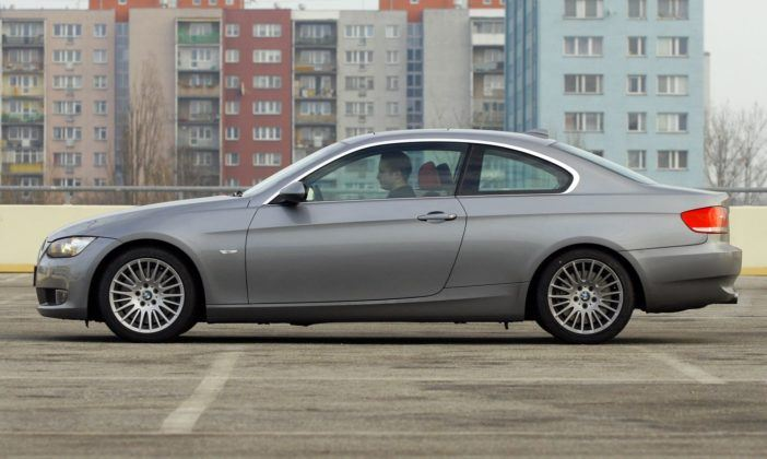BMW serii 3 E90 - coupe
