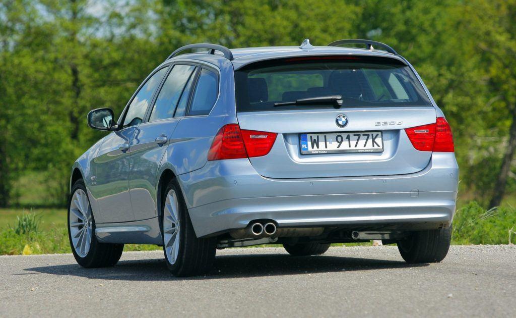 BMW serii 3 E90 - dynamiczne (7)