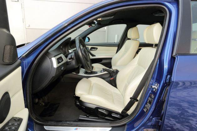 BMW serii 3 E90 - fotel kierowcy