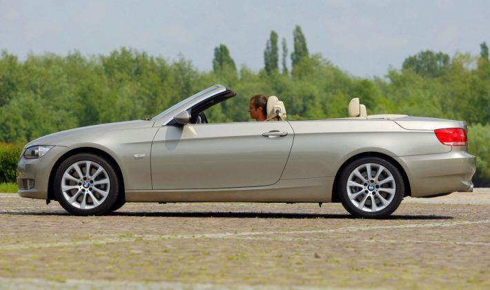 BMW serii 3 E90 - kabriolet