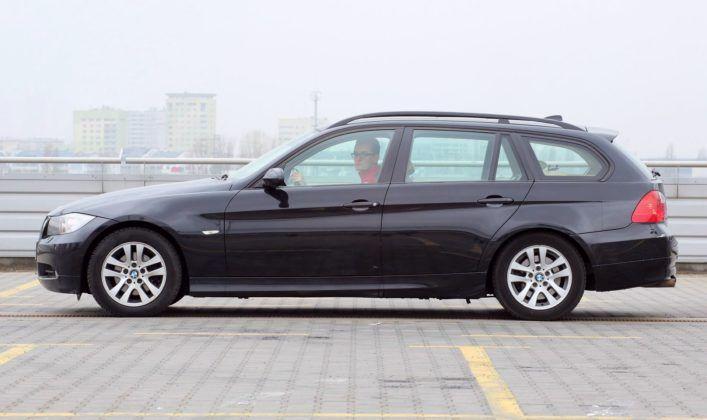 BMW serii 3 E90 - kombi